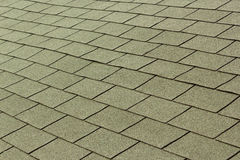 Telhado verde Imagem de Stock Royalty Free