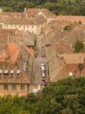 Telhados Imagem de Stock Royalty Free