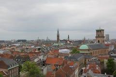 telhados Imagens de Stock Royalty Free