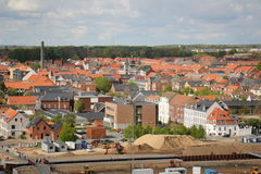 telhados Imagem de Stock