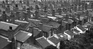 Telhados de Londres Foto de Stock Royalty Free