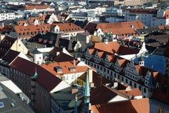 Telhados de Munchen Fotografia de Stock Royalty Free