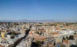 Telhados de Nicosia Fotos de Stock