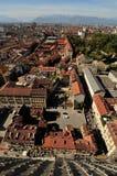 Telhados de Torino Imagens de Stock Royalty Free