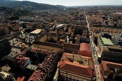 Telhados de Torino Foto de Stock