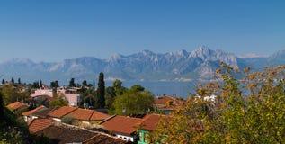 Telhados mediterrâneos Fotos de Stock Royalty Free