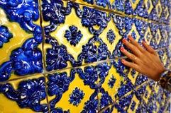telhas Imagens de Stock