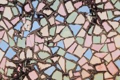 Telhas cerâmicas fotografia de stock
