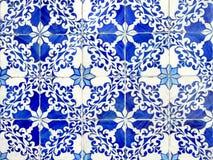 Telhas cerâmicas velhas Imagem de Stock Royalty Free
