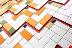 Telhas cerâmicas Imagem de Stock