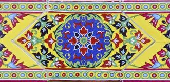 Telhas cerâmicas bonitas Fotografia de Stock