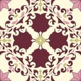 Telhas coloridas sem emenda do ornamento Imagem de Stock Royalty Free
