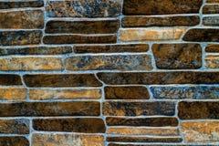 Telhas da parede NÃO 02 fotografia de stock royalty free