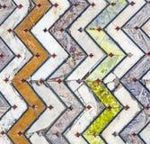 Telhas de assoalho feitas do mármore Fotos de Stock Royalty Free