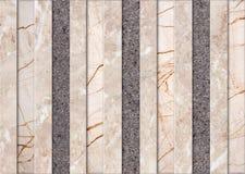 Telhas de mármore da decoração Imagem de Stock