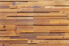 Telhas de madeira Fotografia de Stock Royalty Free