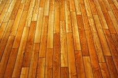Telhas de madeira Fotografia de Stock