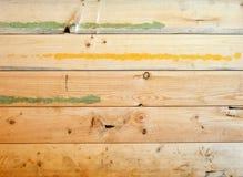 Telhas de madeira coloridas Foto de Stock Royalty Free