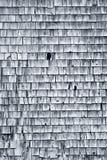 Telhas de madeira da telha Imagem de Stock Royalty Free