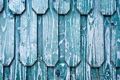Telhas de madeira do telhado Imagem de Stock