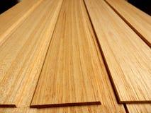 Telhas de madeira interiores Imagem de Stock Royalty Free