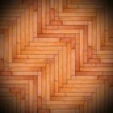 Telhas de madeira na textura do assoalho Foto de Stock