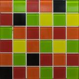Telhas de mosaico Fotografia de Stock