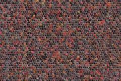 Telhas de mosaico coloridas pequenas ilustração do vetor