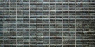 Telhas de mosaico de turquesa Imagens de Stock