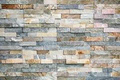 Telhas de pedra do granito Fotografia de Stock Royalty Free