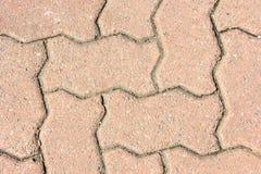 Telhas de pedra do tijolo Imagem de Stock Royalty Free