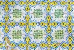 Telhas de Portugal Foto de Stock