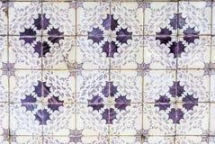 Telhas de Portugal Foto de Stock Royalty Free
