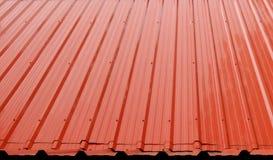 Telhas de telhado Fotografia de Stock