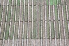 Telhas de telhado Foto de Stock