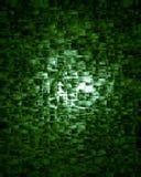 Telhas de vidro Imagem de Stock