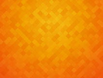 telhas do amarelo alaranjado ilustração stock