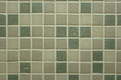 Telhas do banheiro Fotografia de Stock