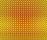 Telhas do coração Imagens de Stock