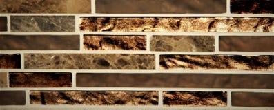 Telhas do fundo diferente das texturas Fotos de Stock