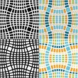 Telhas do mosaico Fotografia de Stock