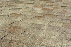 Telhas do telhado Imagens de Stock