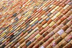 Telhas espanholas Imagem de Stock Royalty Free