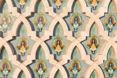 Telhas marroquinas Imagens de Stock