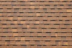 Telhas no telhado Fotografia de Stock