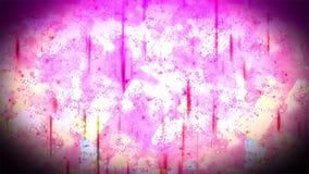 Telhas pintadas Grunge video estoque