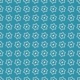 Telhas portuguesas do azulejo Testes padrões sem emenda Foto de Stock