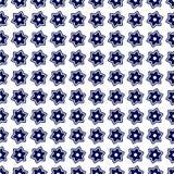 Telhas portuguesas do azulejo Testes padrões sem emenda Fotos de Stock