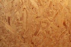 Telhas pressionadas da madeira waste Foto de Stock