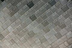 Telhas resistentes ao calor fora da canela de espaço Fotos de Stock